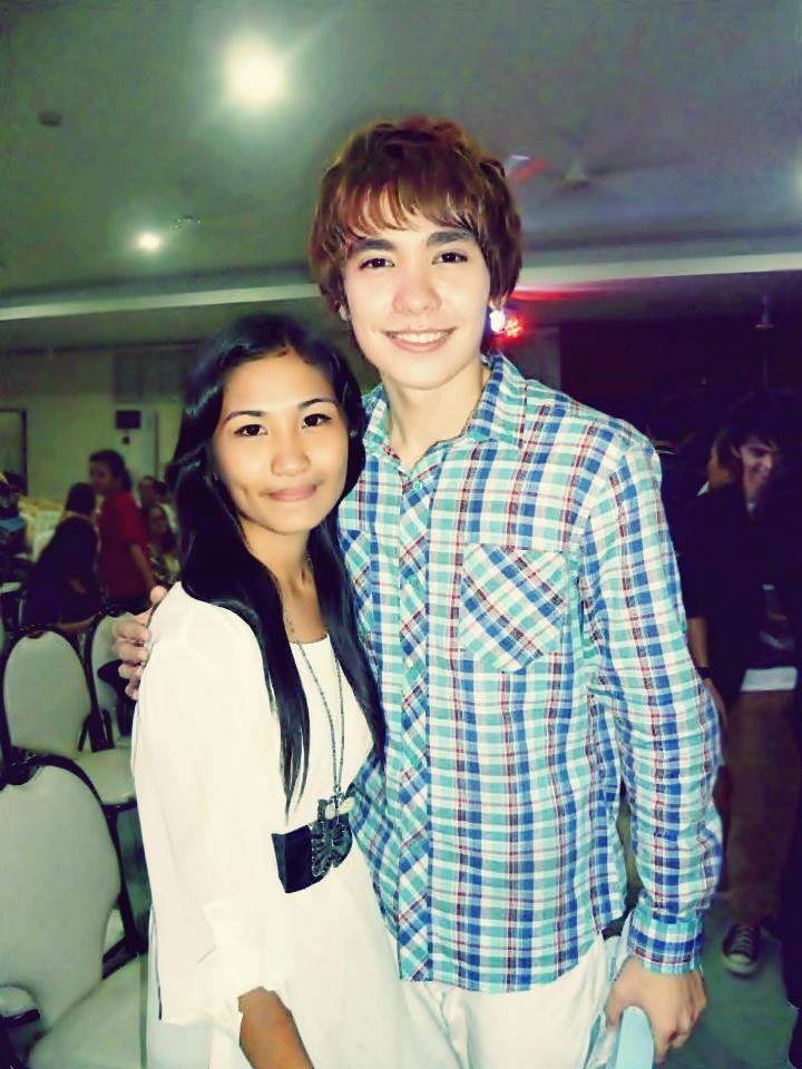 Caleb Santos and Me